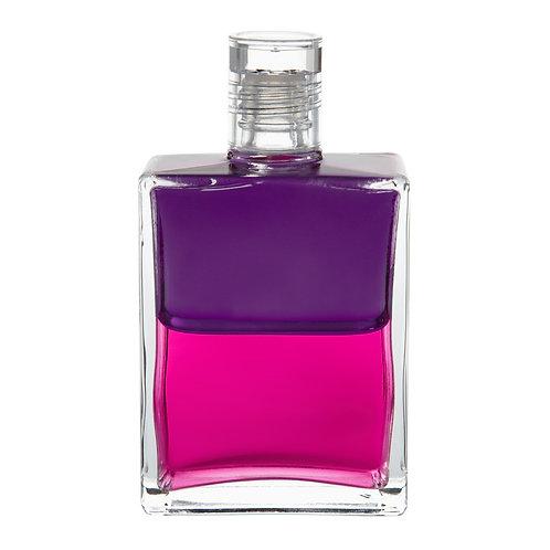 Bottle #25 Florence Nightingale Bottle - Purple/Magenta