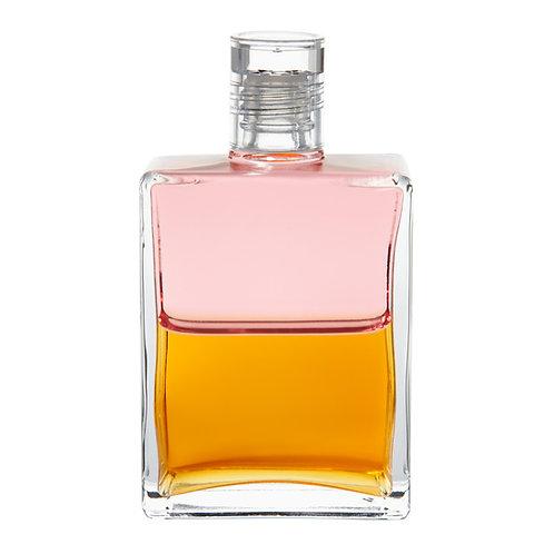 Bottle #76 Trust - Pink/Gold