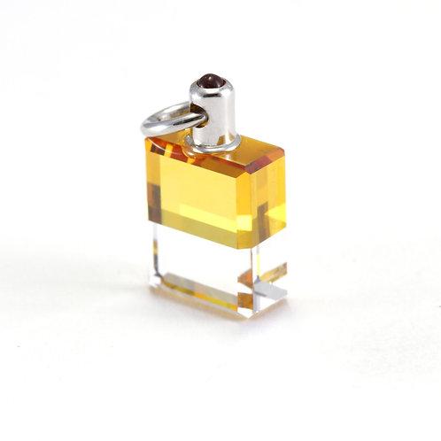 IRIS #70 Vision of Splendour - Yellow/Clear