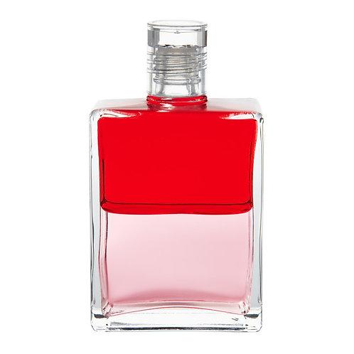 Bottle #80 Artemis - Red/Pink