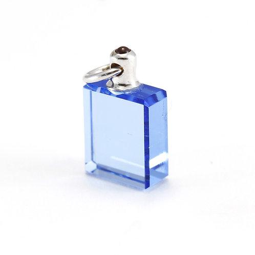 IRIS #50 El Morya - Pale Blue/Pale Blue