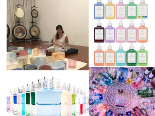 AURA-SOMA®and Sound Healing@Space2B Master Sequence Meditation & Sound Healing Workshop