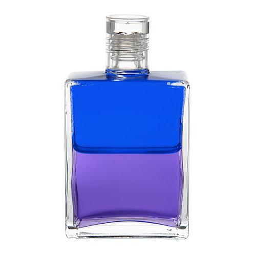 Bottle #68 Gabriel - Blue/Violet