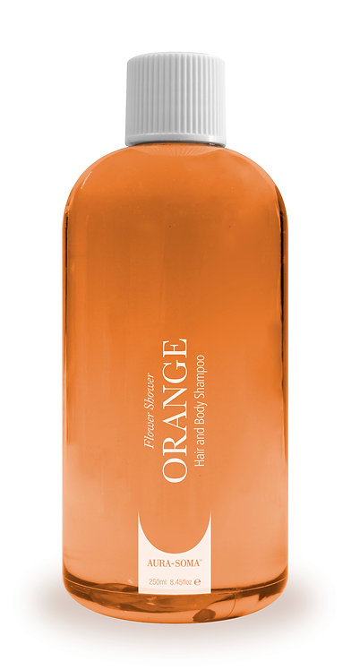 Flower Shower Hair and Body Shampoo - Orange