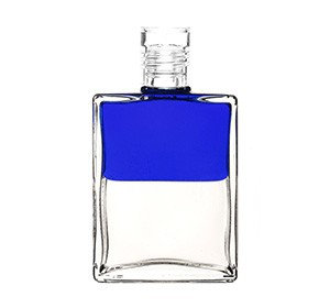 Inner Alchemy Bottle A8 - Cobalt/Clear