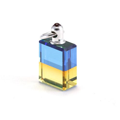 IRIS #83 Open Sesame - Turquoise/Gold