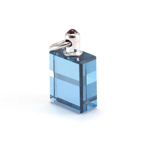 IRIS #02 Peace Bottle - Blue/Blue