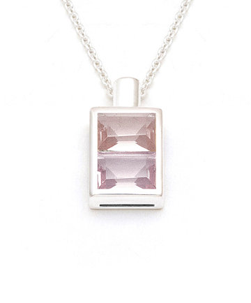 Unconditional Love – Silver Pendant PBL81