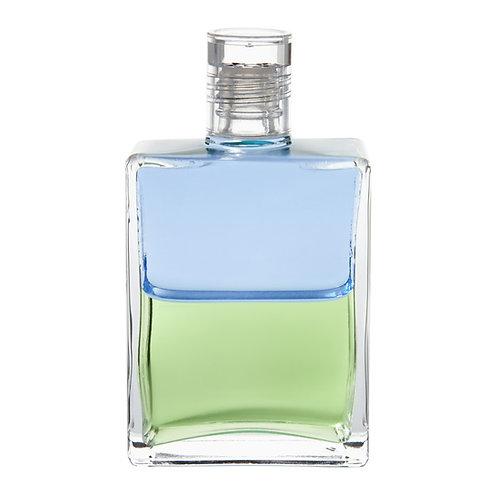 Bottle #108 Archangel Jeremiel - Mid Tone Turquoise/Mid Tone Olive
