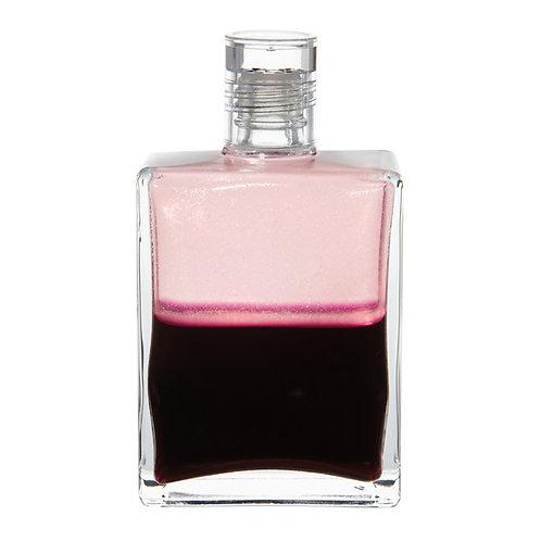 Bottle #110 Archangel Ambriel - Pale Rose Pink/Deep Magenta