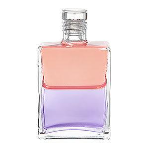 Bottle #118 Echo - Pale Coral / Pale Violet