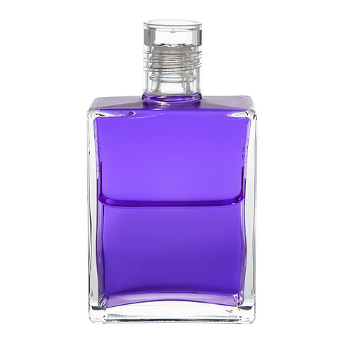 Bottle #16 The Violet Robe - Violet/Violet