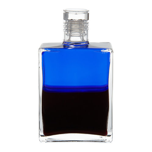 Bottle #01 Physical Rescue - Blue/Deep Magenta