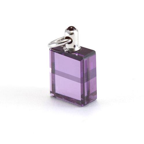 IRIS #16 The Violet Robe - Violet/Violet