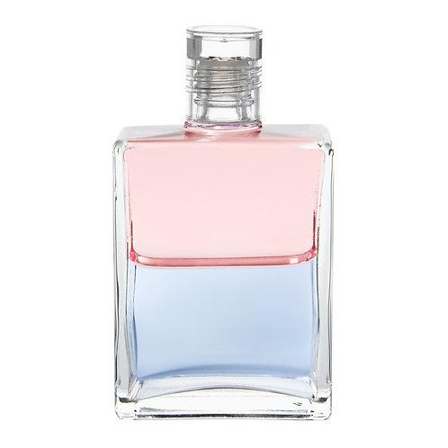 Bottle #57 Pallas Athena & Aeolus - Pale Pink/Pale Blue