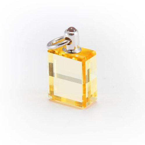 IRIS #51 Kuthumi - Pale Yellow/Pale Yellow