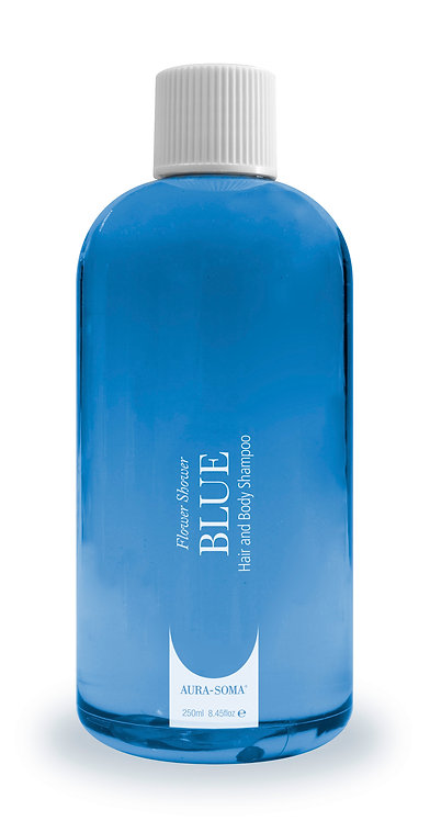 Flower Shower Hair and Body Shampoo - Blue