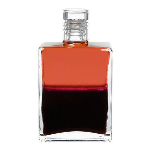 Bottle #114 Archangel Raguel - Mid Tone Coral/Deep Magenta