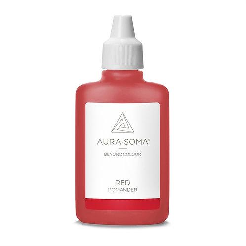 Pomander - Red / レッド 25ml