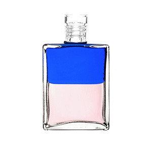 Inner Alchemy Bottle A14 - Sapphire Blue/Lightest Magenta