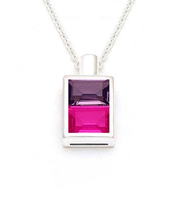 Florence Nightingale Bottle – Silver Pendant PBL25