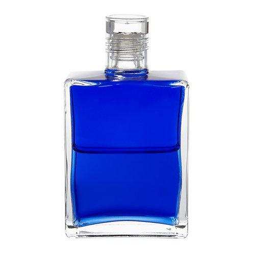 Bottle #96 Archangel Raphael - Royal Blue/Royal Blue