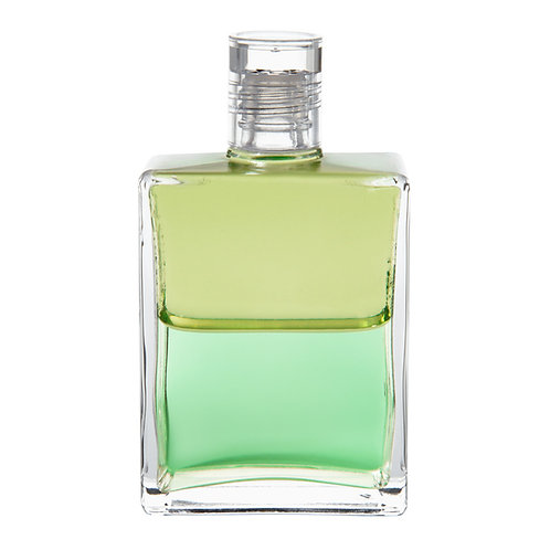 Bottle #53 Hilarion - Pale Green/Pale Green