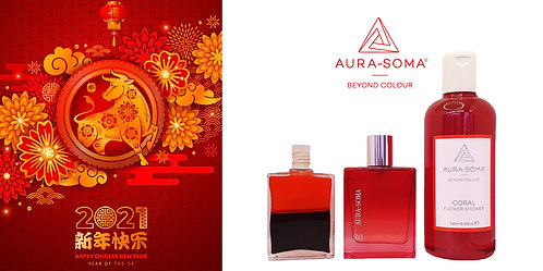 THEIA-EL CNY Bundle Special Offer of Aura-Soma Products