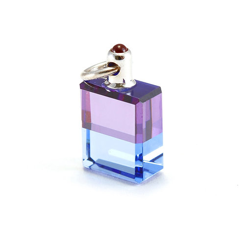 IRIS #44 The Guardian Angel - Lilac/Pale Blue