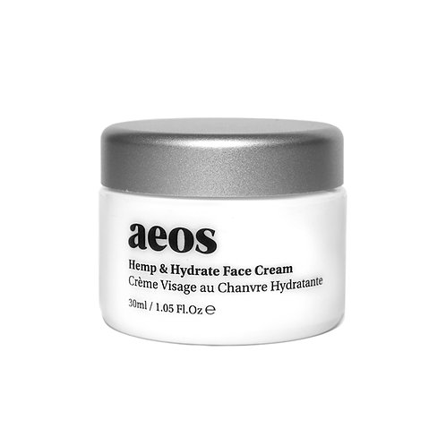Hemp & Hydrate Face Cream 30ml (1.05 fl oz)