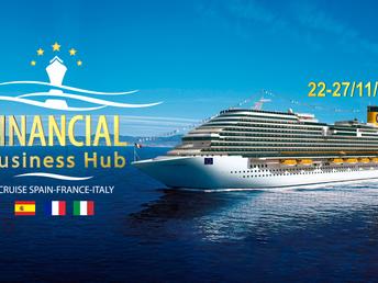 В этом году Financial Business Hub состоится во время круиза (Испания–Франция–Италия). Бухгалтеры, п