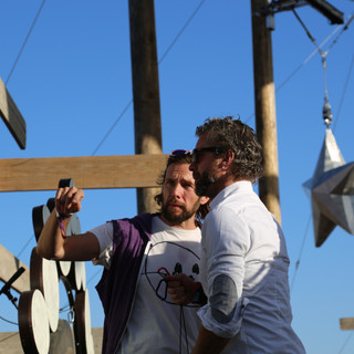 Rigging the Earth Harp with Will Close -