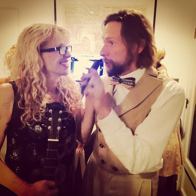 Vaudeville Duet with Courtney Love.JPG