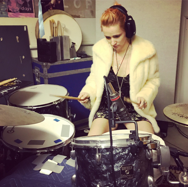 Shhh on drums.JPG