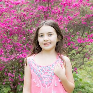 Olivia is 8!