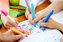 Group Coloring