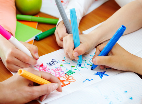 3 Important Life Lessons Your Child Learns in an Art Class