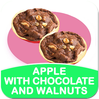 square_pop_up - cook - apple with chocol