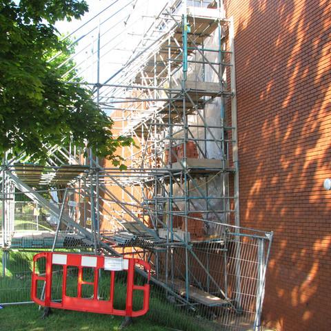 Building restoration Company london