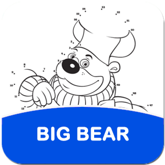 Square_Pop_Up - Join the Dots - Big Bear