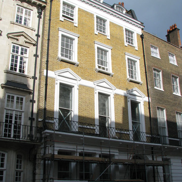 Facade Restoration company London