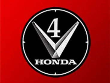 Badges 'V4' (Set of 3)