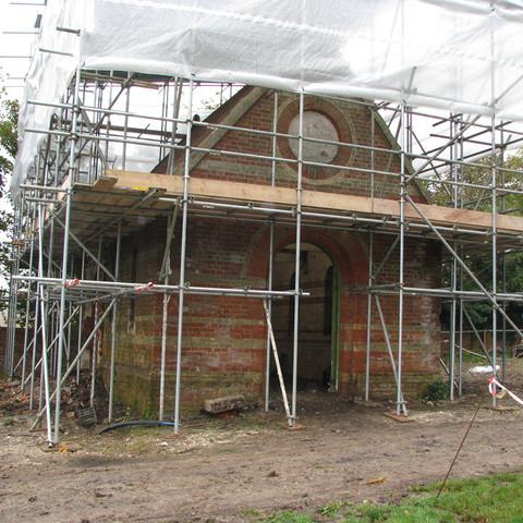 Building restorations London