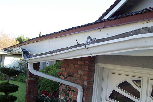 gutter repairs