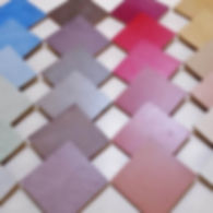 Colour samples of Micro-top Polished Concrete
