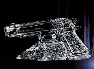 007 Bond Gun Vodka Luge