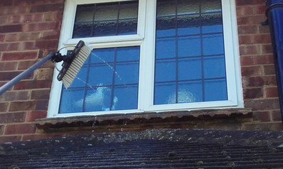 Window cleaning Shropshire