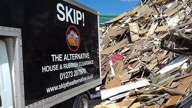 Rubbish Clearance Brighton & Hove