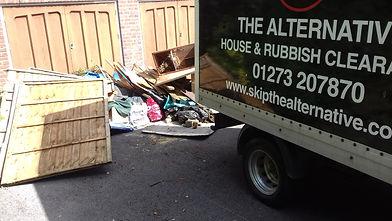 Rubbish Removal Brighton & Hove