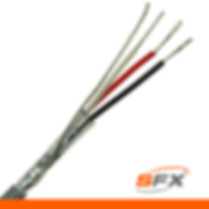 Overall Foil Screened Multicore Cable